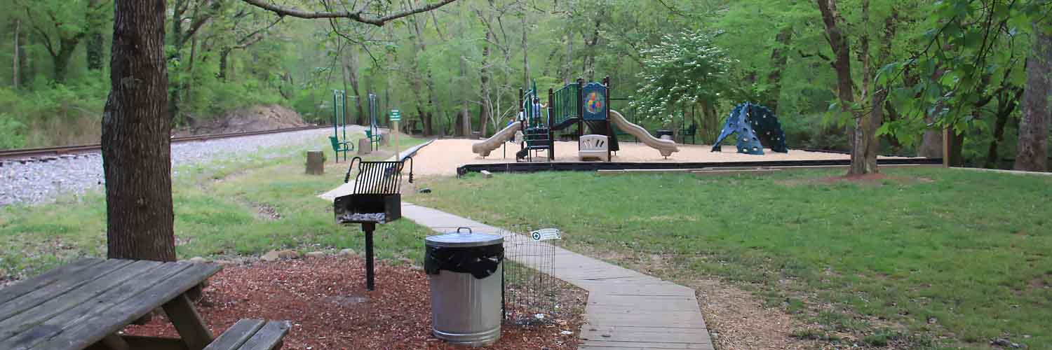 Talking Rock Park with Playground